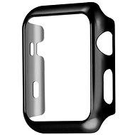 COTEetCI polykarbonátové puzdro na Apple Watch 44 mm čierne - Ochranný kryt