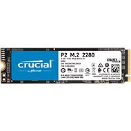 Crucial P2 500GB - SSD disk