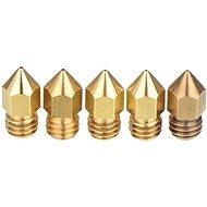 Creality Nozzles 0.2, 0.3, 0.4, 0.6, 0.8 mm - Príslušenstvo