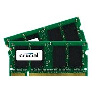 Crucial SO-DIMM 1GB DDR2 800MHz CL6