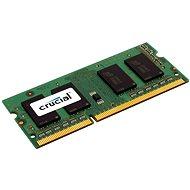 Crucial SO-DIMM 16 GB DDR3L 1600 MHz CL11 Dual Voltage - Operačná pamäť