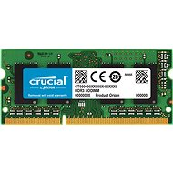 Crucial SO-DIMM 4 GB DDR3L 1600 MHz CL11 Single Ranked pre Mac