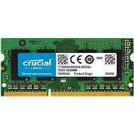 Crucial SO-DIMM 4GB DDR3 1600MHz CL11 Dual Voltage - Operačná pamäť