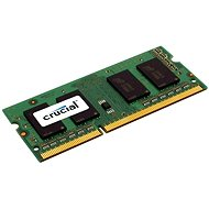 Crucial SO-DIMM 8GB DDR3L 1600MHz CL11 Dual Voltage - Operačná pamäť