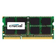 Crucial SO-DIMM 8GB DDR3 1600MHz CL11 Dual Voltage pre Apple / Mac - Operačná pamäť