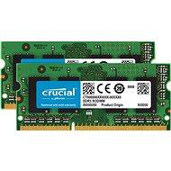 Crucial SO-DIMM 4 GB KIT DDR3L 1333 MHz CL9 pre Mac - Operačná pamäť