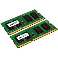 Crucial SO-DIMM 16GB KIT DDR3 1333MHz CL9 Dual Voltage pre Apple/Mac - Operačná pamäť