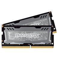 Crucial SO-DIMM 8 GB KIT DDR4 2666 MHz CL16 Ballistix Sport LT - Operačná pamäť