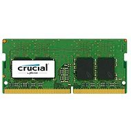 Crucial SO-DIMM 4 GB DDR4 2133 MHz CL15 Single Ranked - Operačná pamäť