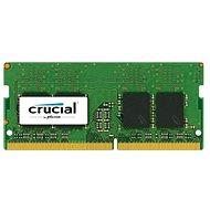 Crucial SO-DIMM 8GB DDR4 2133MHz CL15 Dual Ranked - Operačná pamäť