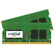 Crucial SO-DIMM 16 GB DDR4 SDRAM 2133MHz CL15 Dual Ranked - Operačná pamäť