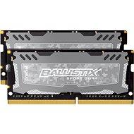 Crucial SO-DIMM 16 GB KIT DDR4 2666 MHz CL16 Ballistix Sport LT - Operačná pamäť