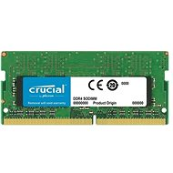 Crucial SO-DIMM 8GB DDR4 2400MHz CL17 pre Mac