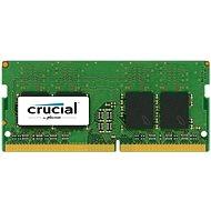 Rozhodujúci SO-DIMM 8GB DDR4 2400MHz CL17 Dual Ranked - Operačná pamäť