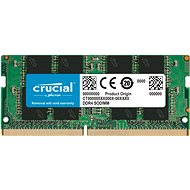 Crucial SO-DIMM 8 GB DDR4 2 400 MHz CL17 Single Ranked x8 - Operačná pamäť