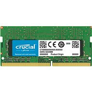 Crucial SO-DIMM 4 GB DDR4 2666 MHz CL19 Single Ranked - Operačná pamäť