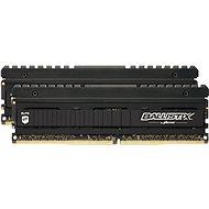 Crucial 8 GB KIT DDR4 2 666 Hz CL16 Ballistix Elite - Operačná pamäť