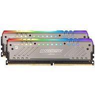 Crucial 32 GB KIT DDR4 2666 MHz CL16 Ballistix Tactical Tracer RGB - Operačná pamäť