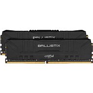 Crucial 16 GB KIT DDR4 3000 MHz CL15 Ballistix Black