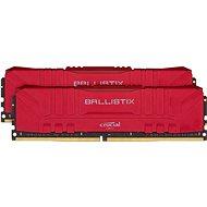 Crucial 16 GB KIT DDR4 3000 MHz CL15 Ballistix Red - Operačná pamäť