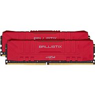 Crucial 16GB KIT DDR4 3200 MHz CL16 Ballistix Red