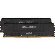 Crucial 16GB KIT DDR4 3600 MHz CL16 Ballistix Black - Operačná pamäť