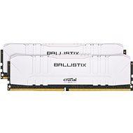 Crucial 16 GB KIT DDR4 3600 MHz CL16 Ballistix White
