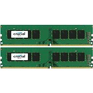 Crucial 8GB KIT DDR4 SDRAM 2400MHz CL17 Dual Ranked - Operačná pamäť