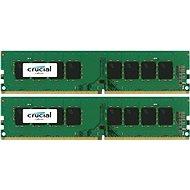 Crucial 32 GB KIT DDR4 2400 MHz CL17 Dual Ranked - Operačná pamäť