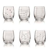CRYSTALEX Poháre na vodu/whisky 300 ml 6 ks ELEMENTS - Poháre na whisky