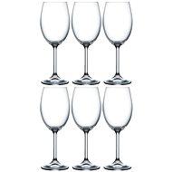 Crystalex Poháre na víno LARA 250 ml 6 ks - Súprava pohárov