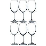 Crystalex Poháre na víno LARA 350 ml 6 ks - Súprava pohárov