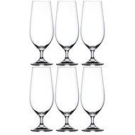 Crystalex Pivné sklo LARA 380 ml 6 ks - Pohár na pivo