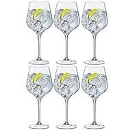 Crystalex Pohár na víno REBECCA 540 ml 6ks - Súprava pohárov