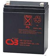 CSB HR1221W F2, 12 V, 5,1 Ah - Nabíjateľná batéria