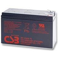 Nabíjateľná batéria CSB HR1234W F2, 12 V, 9 Ah - Nabíjecí baterie