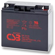 CSB GP12170, 12 V, 17 Ah - Nabíjateľná batéria