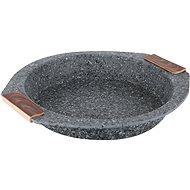 CS Solingen Plech okrúhly s mramorovým povrchom STEINFURT 23 cm - Plech na pečenie