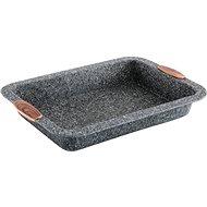 CS Solingen Plech hlboký s mramorovým povrchom STEINFURT 34 × 24 cm - Plech na pečenie