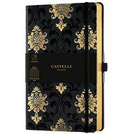 CASTELLI MILANO Copper & Gold Baroque, veľkosť M Gold