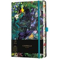 Zápisník CASTELLI MILANO Eden Lily, veľkosť M