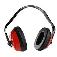 CXS Mušľové chrániče sluchu EP101, červené - Slúchadlá