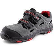 CXS Obuv sandálová ROCK PHYLLITE S1P, šedá - Pracovná obuv
