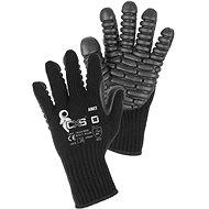 CXS Rukavice AMET antivibračné, veľ. 10 - Pracovné rukavice