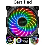 AKASA Vegas RGB LED - Ventilátor do PC