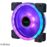 AKASA Vegas TLX 12 cm ARGB ventilátor/AK-FN101 - Ventilátor