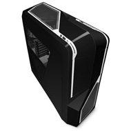 NZXT Phantom 410 čierna/biela - Počítačová skriňa