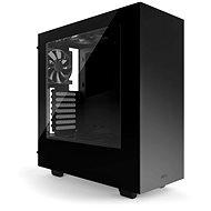 NZXT S340 čierna - Počítačová skriňa