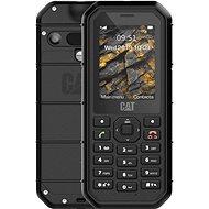 CAT B26 Dual SIM čierna + Car Charger - PORT čierna - Mobilný telefón