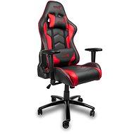 CONNECT IT Gaming Chair červená - Herná stolička